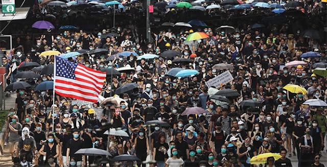 Massive Hong Kong Protests: WHITHER CHINA?