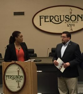 """Ferguson Mayor on Project 21 Recommendations: """"We Want to Do That"""""""