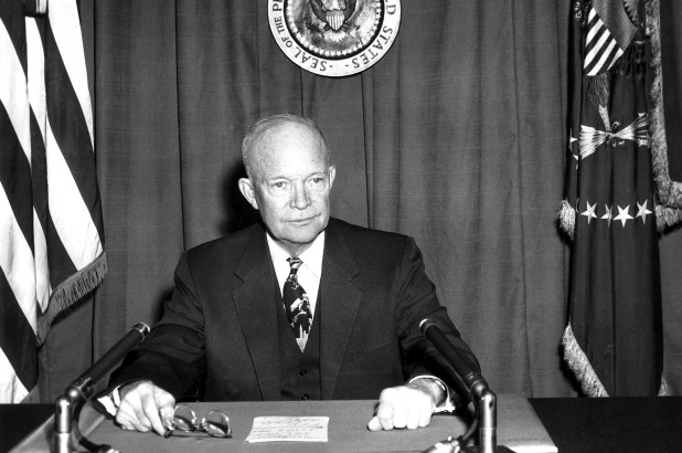 On This Date: Republican President Dwight Eisenhower Signed The 1957 Civil Rights Act
