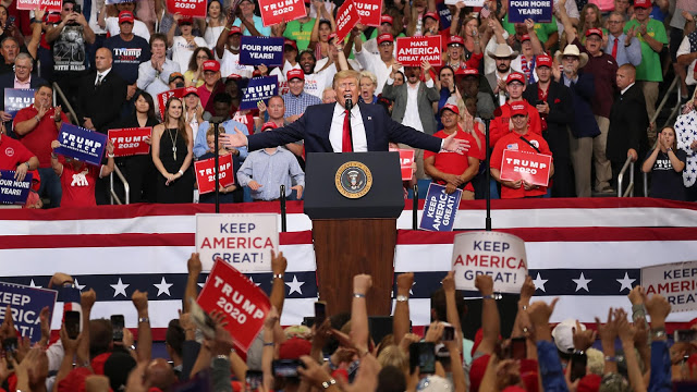 Dems Divide Us by Race While Trump Expands Economic Pie