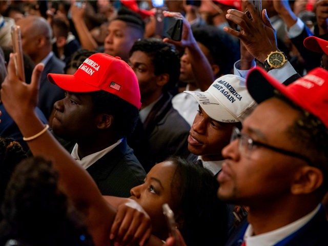 Black Unemployment Hits Record Low, Black-White Unemployment Gap Shrinks to Smallest Ever