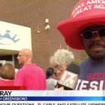 Black Trump Supporter: They Tell Me Not to Wear MAGA Hat – So I Bought the Biggest One I Could Find!