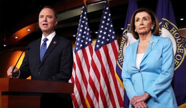 Anti-Trump Fraternity and NeverTrump Sorority Collude in Impeachment Scam