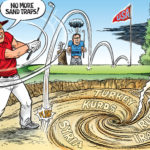 The Sand Trap Of War
