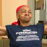 This powerlifting 82-year-old made an intruder regret breaking into her home