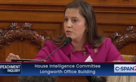 What Is He Afraid Of? Adam Schiff Again Refuses to Allow Elise Stefanik to Ask Questions