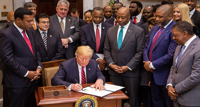 "President Trump to launch ""Black Voices for Trump"" Coalition from Atlanta Friday"
