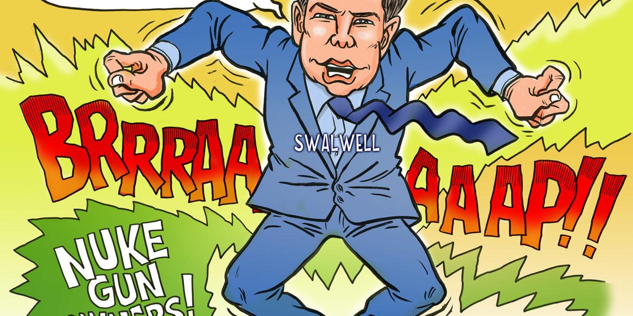 Fart And Furious- Eric Swalwell