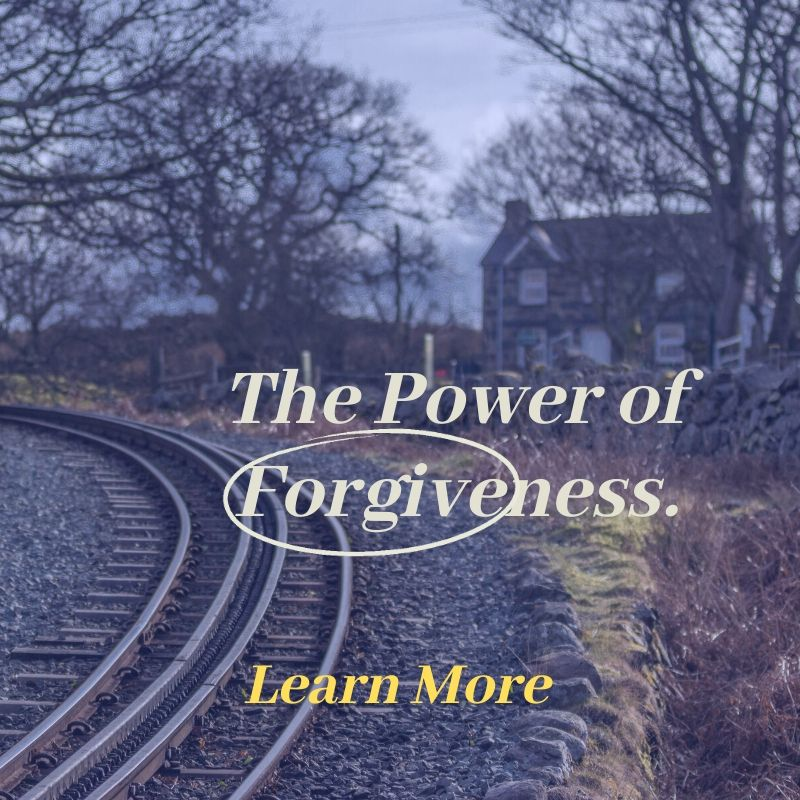 Leave The Plantation The Power of Forgiveness