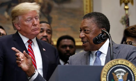 BET Founder Says 2020 Election is Trump's to Lose and Dems Should Rethink Strategy